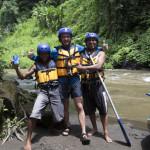 Экскурсия - рафтинг на Бали
